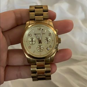 Michael lord gold watch